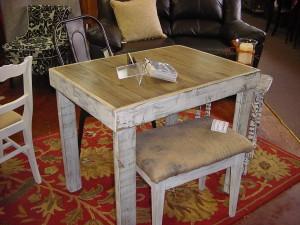 """'Outdoor'-'Indoor' Table (26"""" x 35"""")"""