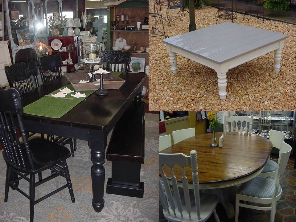 Just Fine Tables Sold