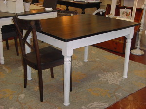 "Four Seat 36"" x 48"" Country Table"