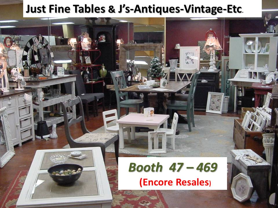 JustFineTables and Js-AVE Booth 47-469