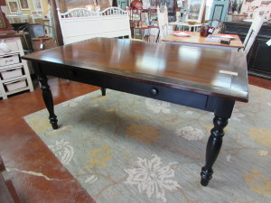 "EXECUTIVE DESK or GREAT DINING TABLE (42"" X 66"")"