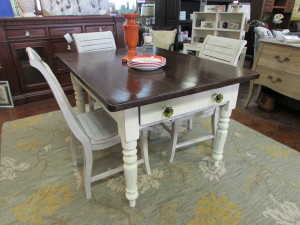 Antique Estate Farm Table