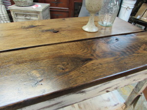 HARDWOOD 'HICKORY' TOP