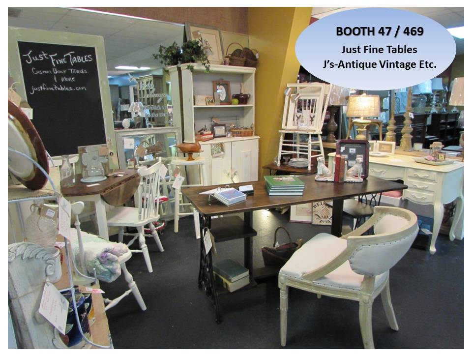 BOOTH 47 - 469 At Encore Resales