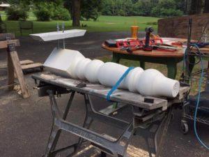 Hanger Bolt Installation