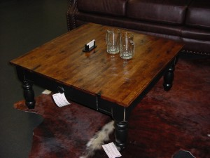 3u0027 X 3u0027 MAN CAVE COFFEE TABLE As ...