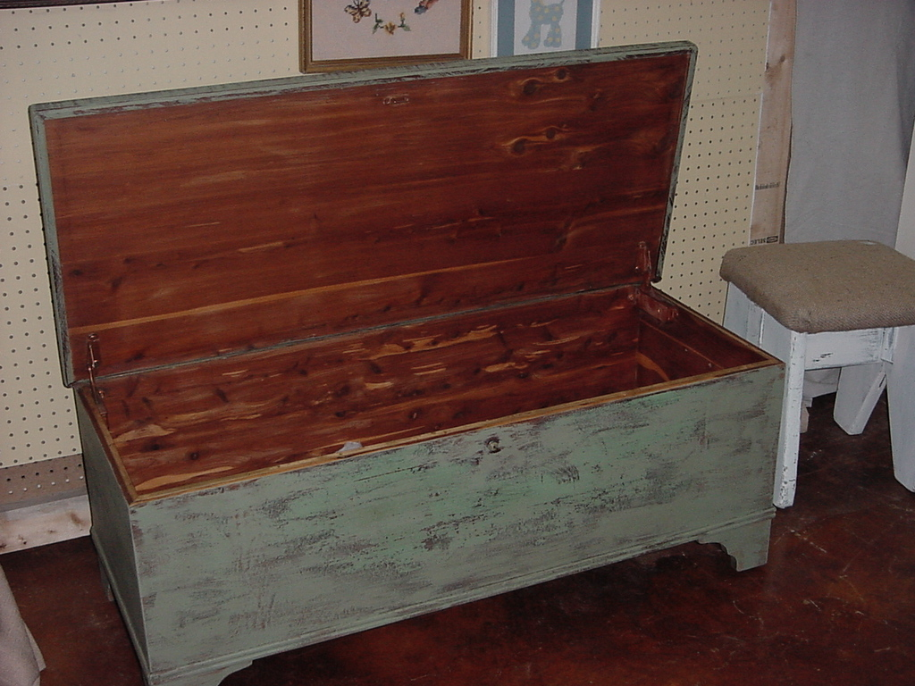 man cave antique cedar chest and or coffee table with storage pictures