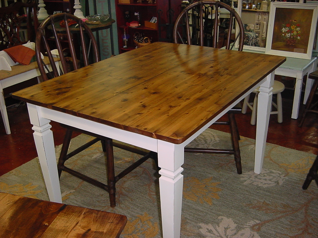 Man Cave Coffee Table : Farm house table quot man cave coffee harvest